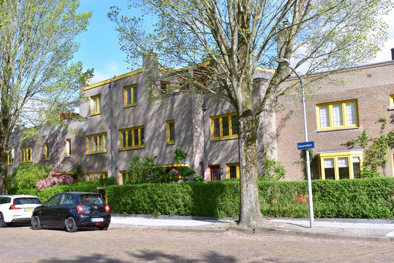 Spaarnelaan, Haarlem