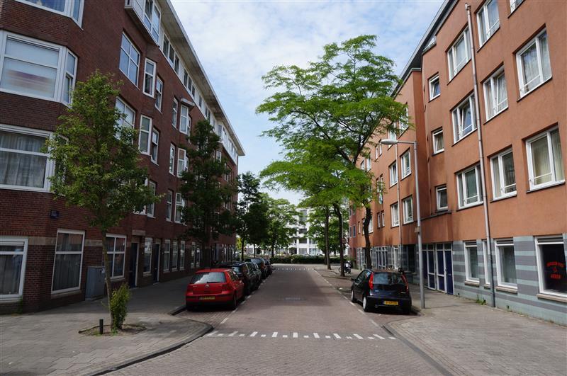 Reitzstraat, Amsterdam