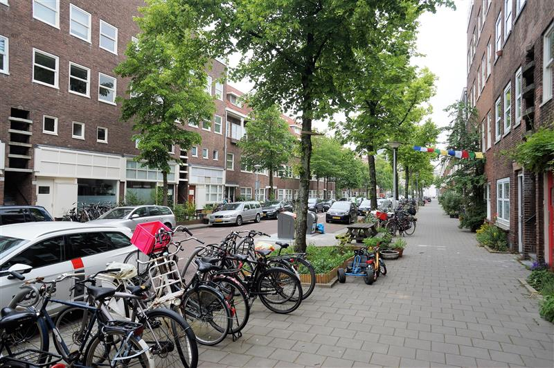 Orteliusstraat, Amsterdam