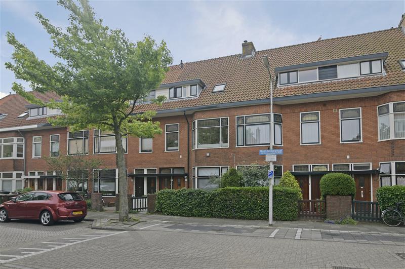 Tesselschadestraat, Leiden