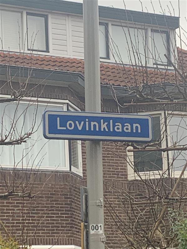Lovinklaan, Arnhem