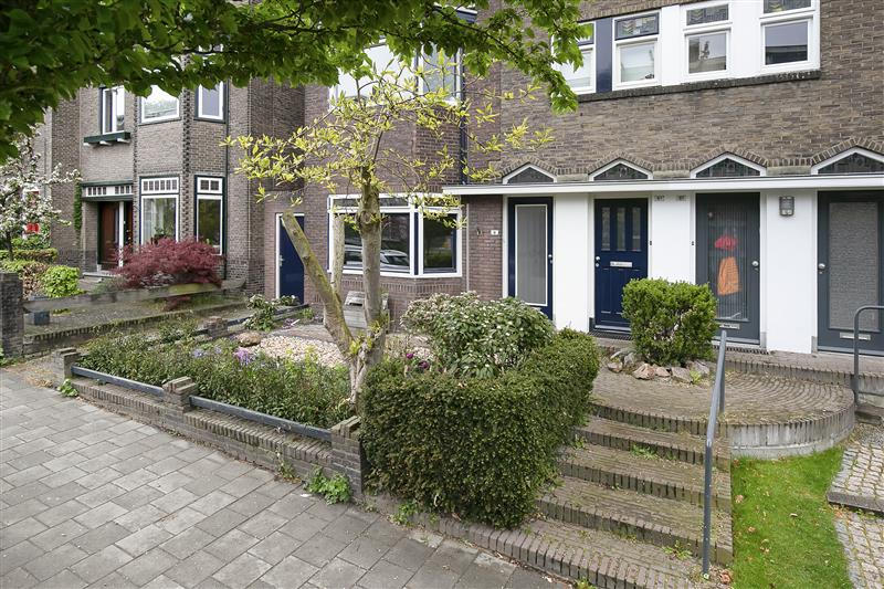 Burgemeester Weertsstraat, Arnhem