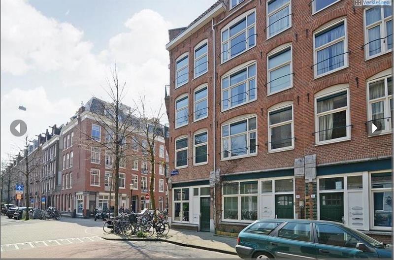 Pieter Langendijkstraat, Amsterdam