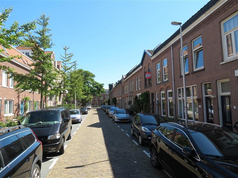 Vosmaerstraat, Utrecht