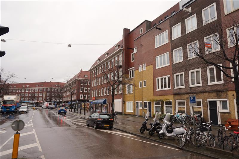 Bos en Lommerweg, Amsterdam