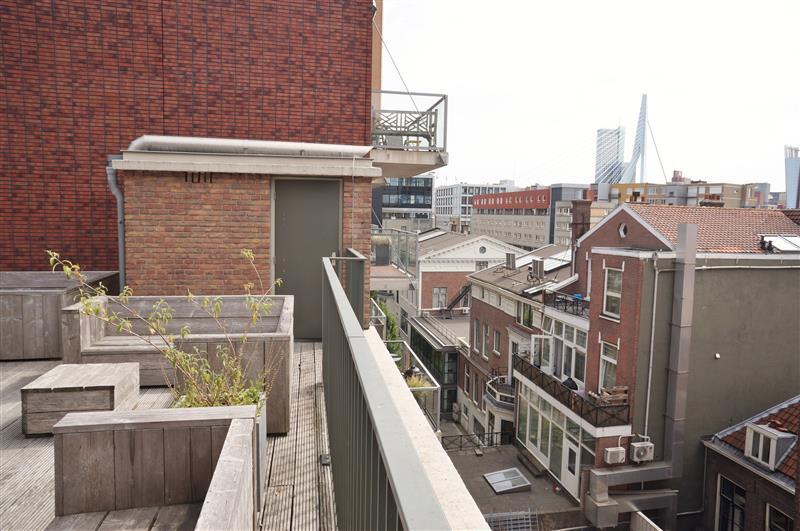 Westplein, Rotterdam