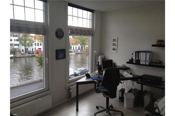 Donkere Spaarne, Haarlem